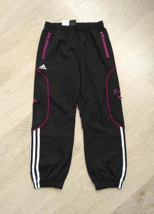 Спортивные штаны adidas 7-8 лет 122-128 см