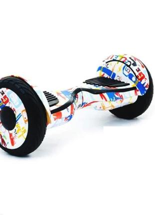 Гироборд Smart Balance Wheel 10,5 дюймов U8 TaoTao с самобалан...