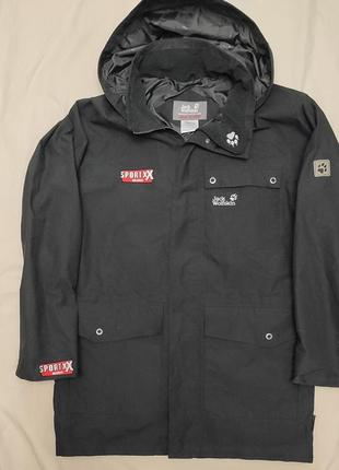 Куртка от jack wolfskin