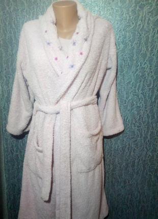 Супер теплый халат