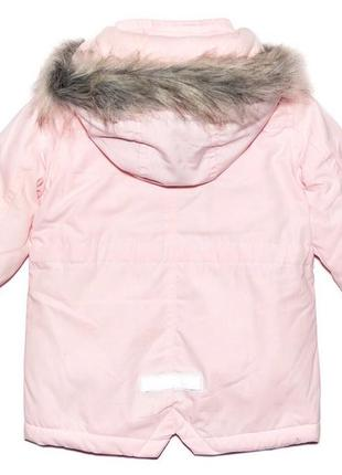 Куртка парка зимняя