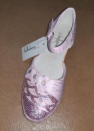 Нарядные туфли 26,32 р. kellaifeng на девочку