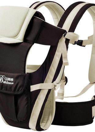 Рюкзак сумка кенгуру bethbear универсальный для переноски дете...