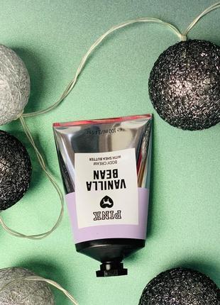 Увлажняющий крем для рук victoria's secret pink vanilla bean h...