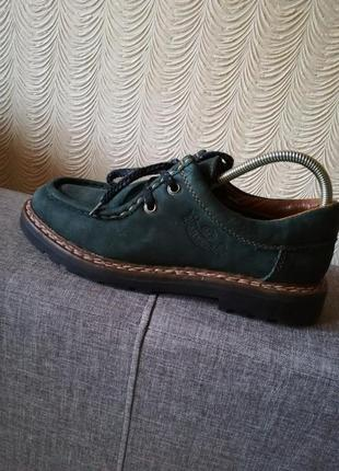 Зимние угги туфли натуральная кожа (24,2 см)