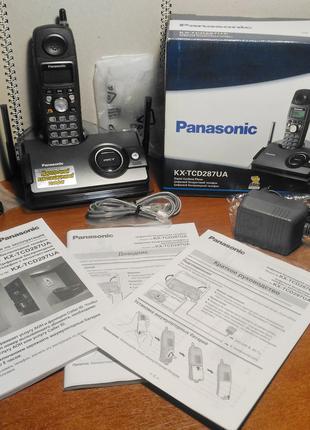 Радиотелефон Panasonic KX-TCD287UAT