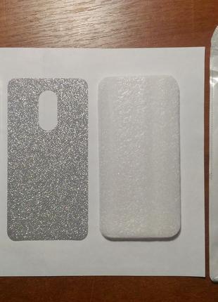 Чехол силиконовый для Xiaomi Redmi Note 4