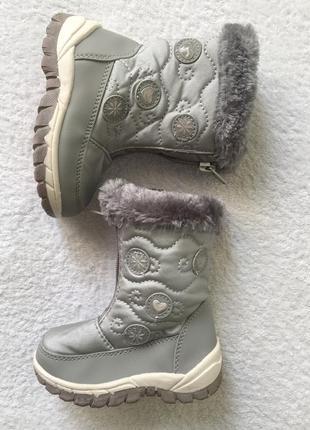 Демисезонные дутики💜детские ботиночки 💜ботинки для девочки