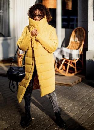 Пуховик одеяло💛женский пуховик💛зимнее пальто