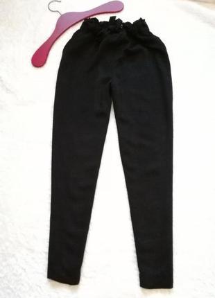 Брюки штаны с высокой посадкой размер м вискоза. mango