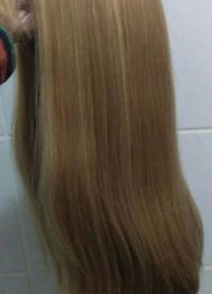 Парик из натуральных славянских волос