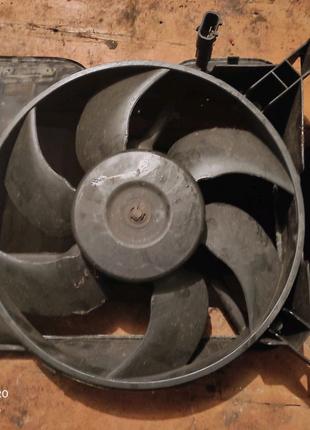 Вентилятор кондиционера на Опель Омега Б