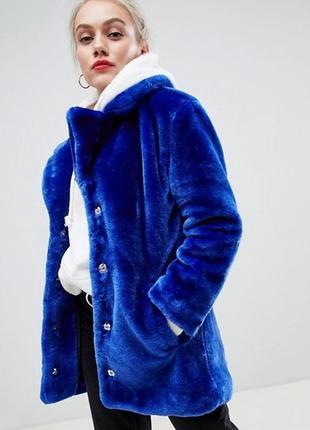 Эко шуба пальто BRAVE SOUL !