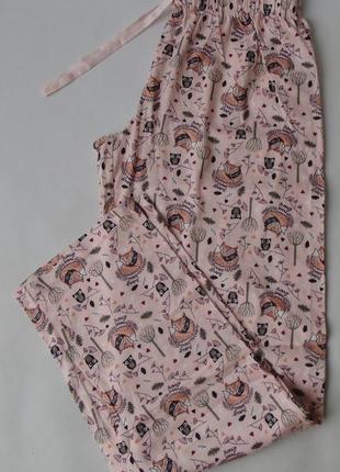 Пижамные штаны  love to lounge англия с, 10-12 р.