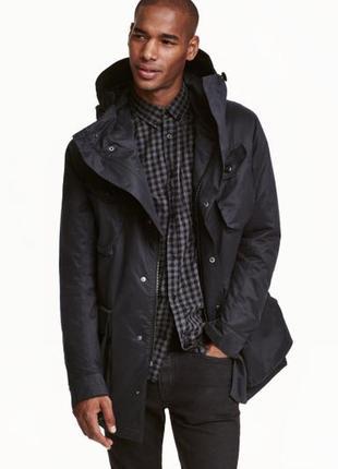 Куртка h&m мужская