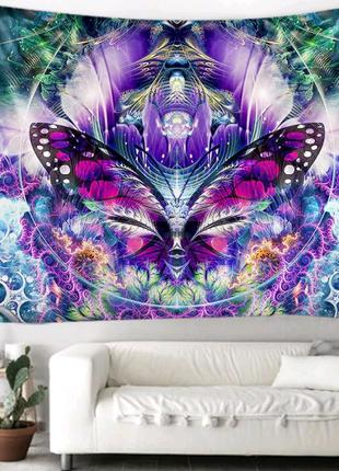 Гобелен настенный Бабочка.