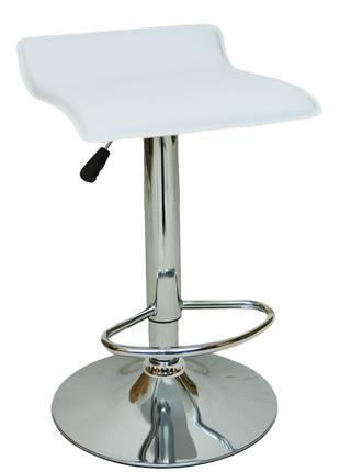 Барный стул хокер Bonro B-688 белый(40080013)