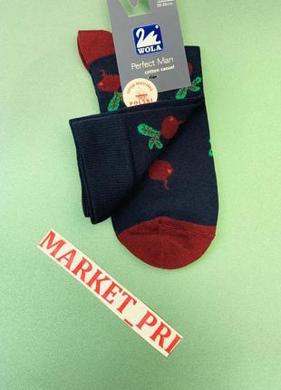 Яркие мужские носки, носки для мужчин польша