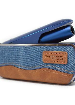 Чехол IQOS 3 Jeans