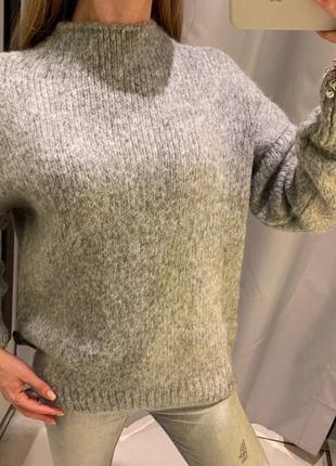 Мягенький тёплый свитер reserved есть размеры