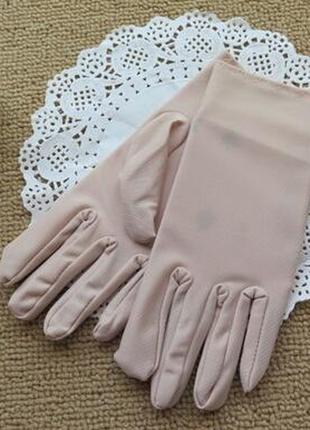 7-5 женские перчатки весенне - летние перчатки