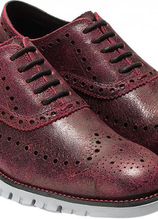 Туфлі брогі Cole Haan Zerogrand