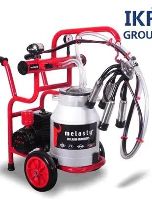 Доильный аппарат для коров Melasty TK 2-AK