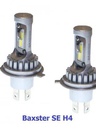 Светодиодные LED лед лампы BAXSTER SE H4 (ближний+дальний)