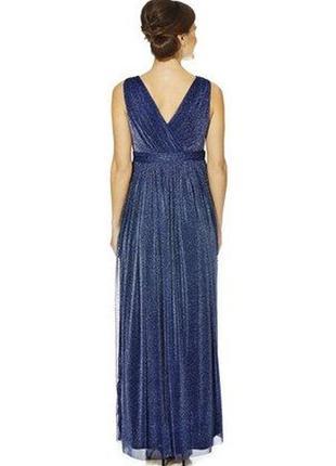 F&f шикарное вечернее нарядное новогоднее платье, р.16-44, наш...