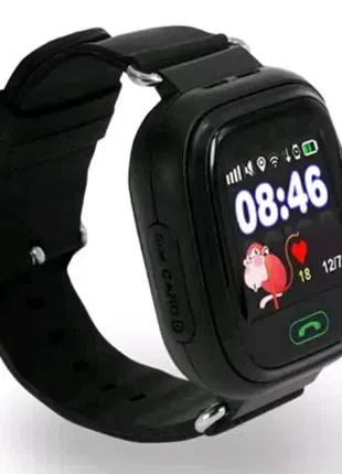 Детские смарт часы с сим картой, GPS