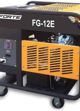 Генератор бензиновый электростанция Forte FG12E 8,5 кВт