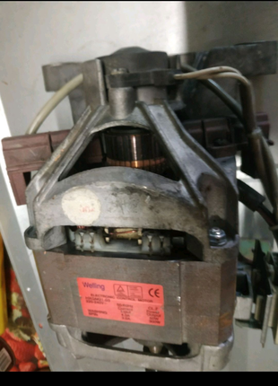 Двигатель для стиральной машинки LG на 3,5 кг.