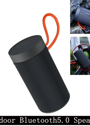 Xiaomi Mi Outdoor Speaker Black колонка Новая