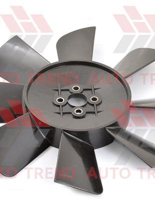 Крыльчатка вентилятора Газель 3302 черная