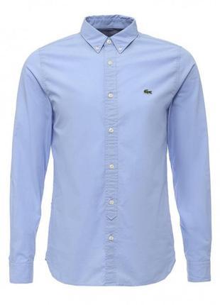 Lacoste стильная рубашка идеал оригинал