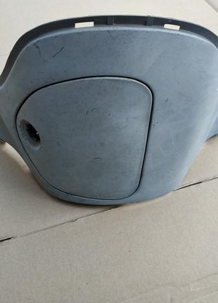 Пластик с лючком бензобака на скутер Honda Dio 27 Fit