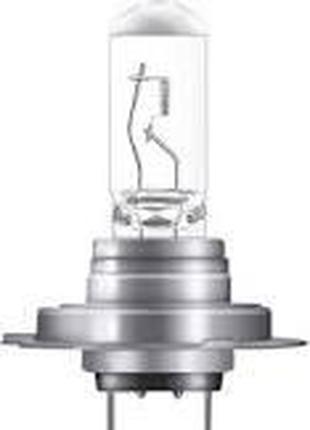 Лампа фары H7 12V 55W PX26d NIGHT BREAKER SILVER (+100%) (OSRAM)