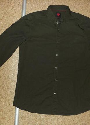 Рубашка strellson slim fit, caleb w (швейцария)