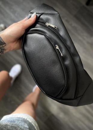 Барсетка, сумка на пояс, унисекс