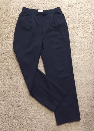 Базовые шерстяные классические брюки gerard darel