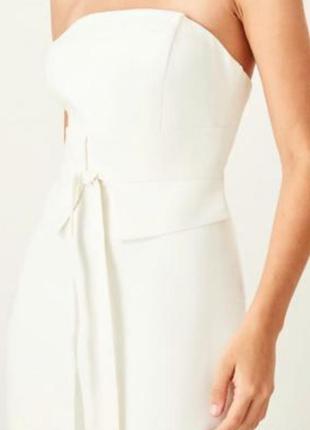 Платье вечернее свадебное