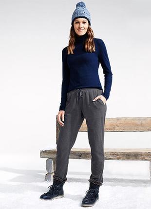 Мягкие микро флисовые брюки, штаны от tcm tchibo, германия