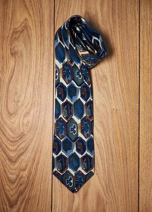 Стильный винтажный галстук от schild c'est  chic