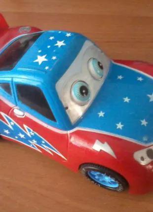 Машинка Молния МакКуин из мультика тачки
