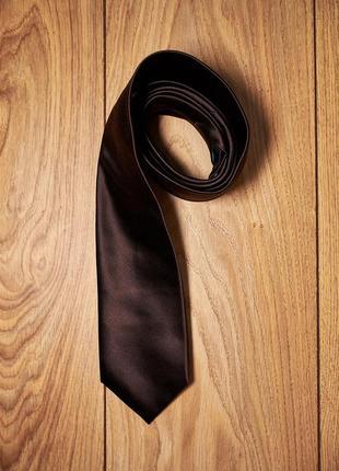 Стильный шелковый галстук  bäumler.