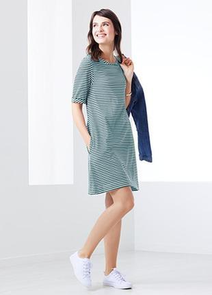 Мягкое, нежное и комфортное джерси платье от tcm tchibo германия