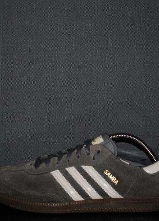 Кроссовки adidas samba 44 р
