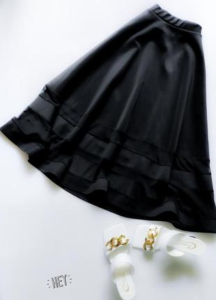 Очень красивая юбка миди колокольчик