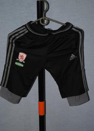 Тренировочные шорты adidas 9-10 лет