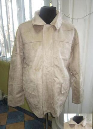 Стильная мужская куртка emporio. италия. лот 676